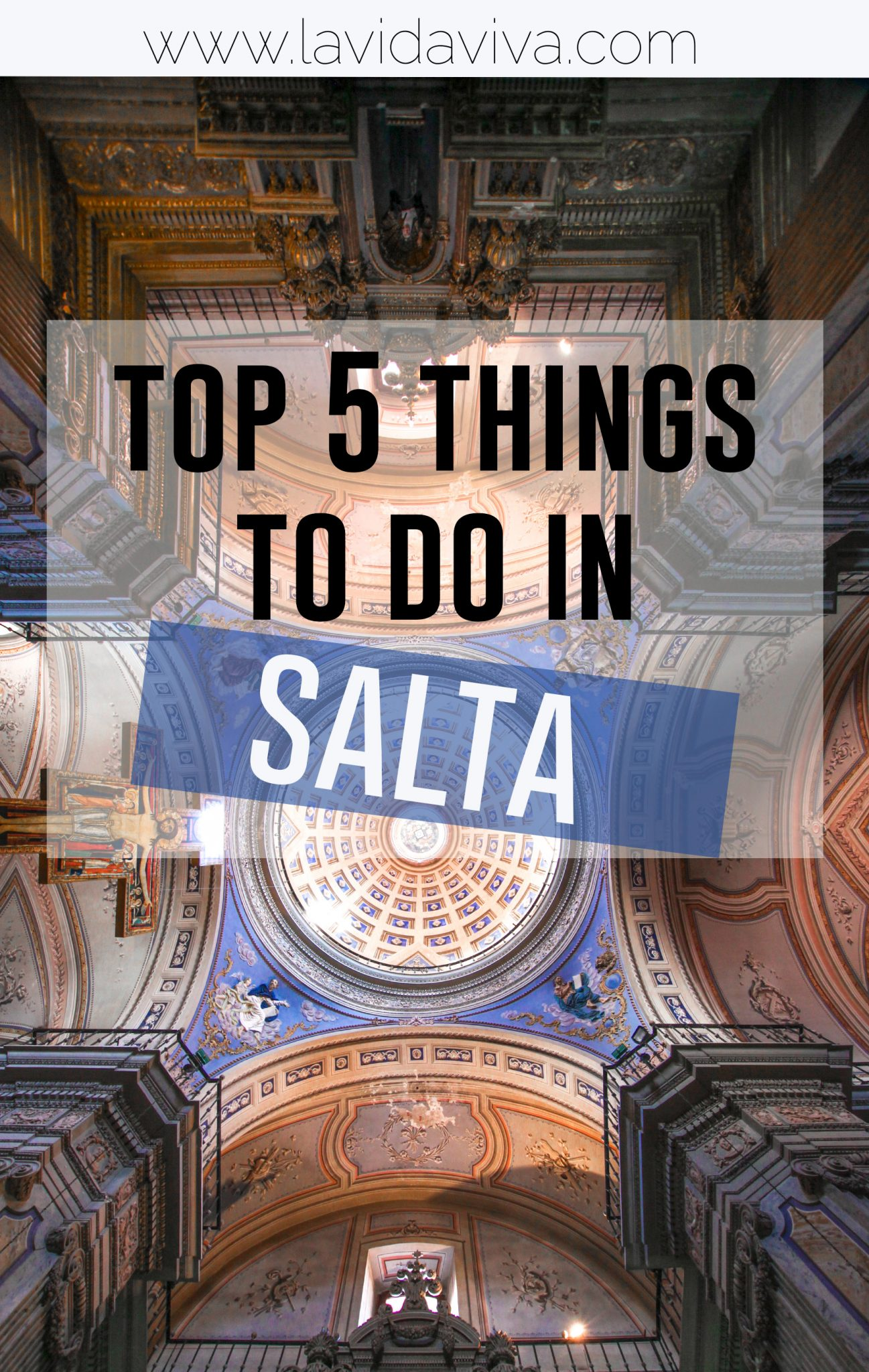 5 Excursiones en Salta | Top 5 Things to do in Salta, Argentina