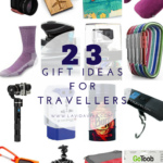 23 Gift Ideas for Travellers