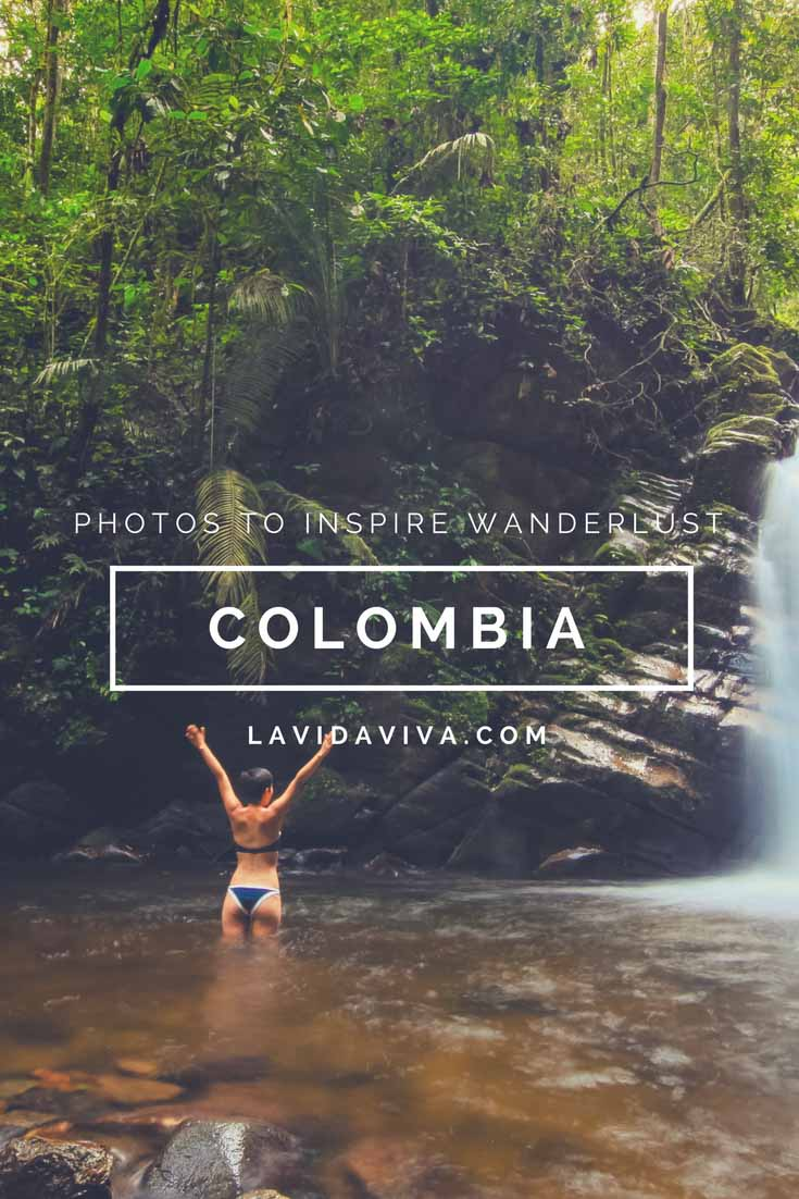 A special collection of photographs taken in Colombia aimed to inspire your inner wanderlust.