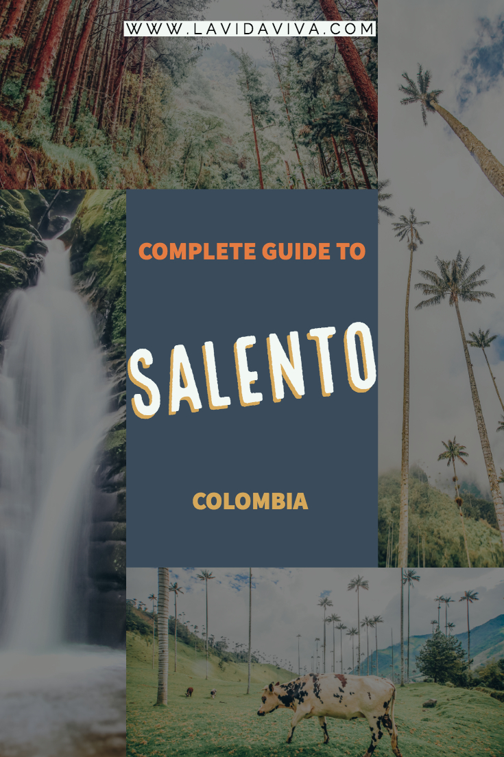 Everything you need to know for backpacking Salento, Colombia: awesome and fun things to do, places to see, where to stay and how to get there.
