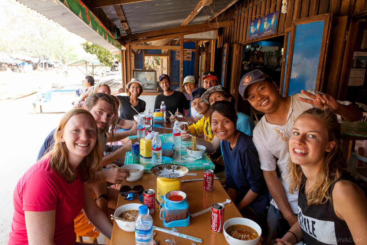 Do you want to make a positive impact through tourism?! These guys enjoyed 3 days of epic adventures with a company that invests back into the community. Read this to find out more about their time with Myanmar Adventure Outfitters!