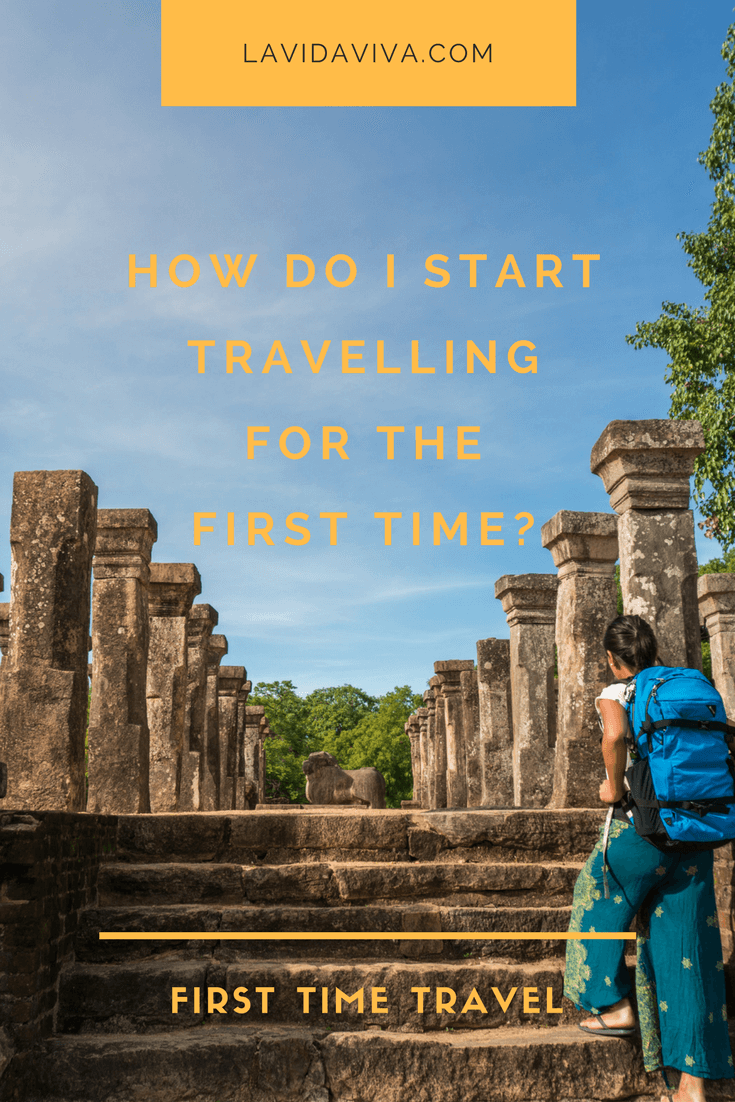 5 super easy and practical tips if you want to start travelling for the first time!