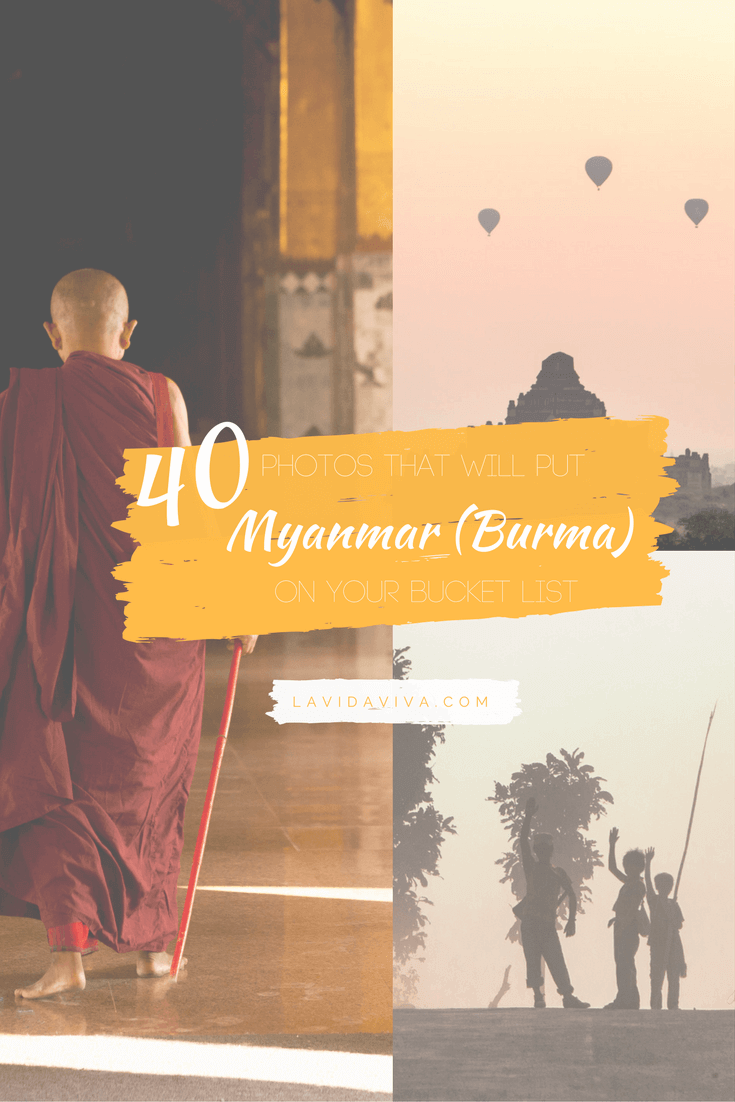 Get off the beaten SE Asia path and see Myanmar! This couple captures the best photos that'll guarantee to put Myanmar on your bucket list.