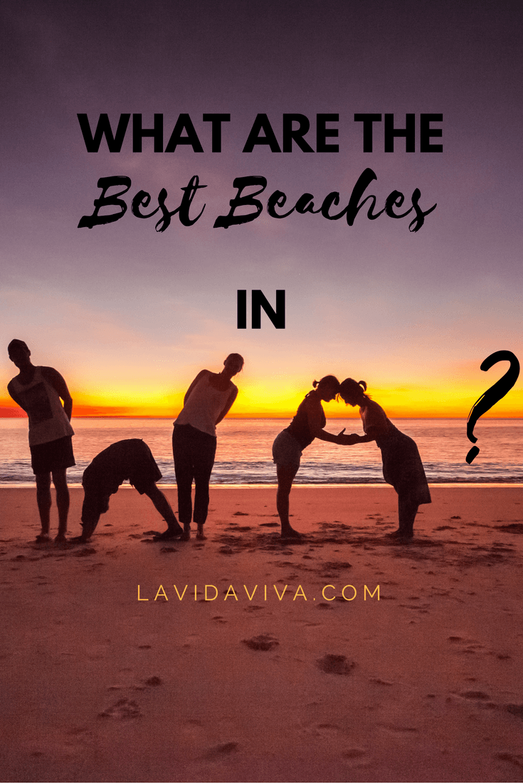 The best beaches in Western Australia - ready for your 2018 bucket list!