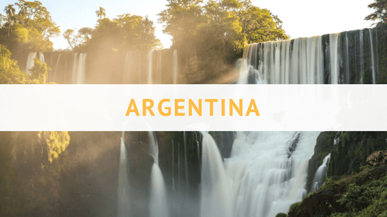Awesome travel posts for backpacking and travel in Argentina!