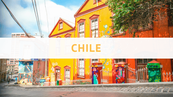 Awesome travel posts for backpacking and travel in Chile!