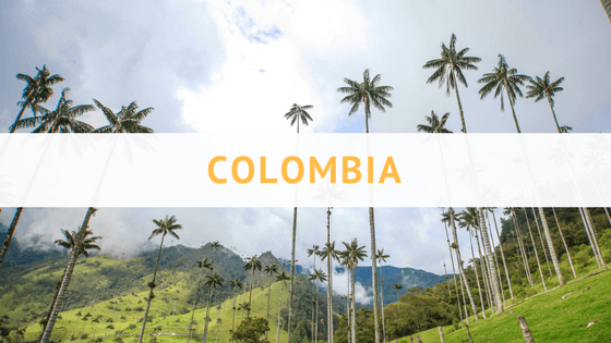 Awesome travel posts for backpacking and travel in Colombia!