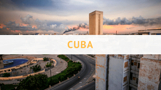 Awesome travel posts for backpacking and travel in Cuba!