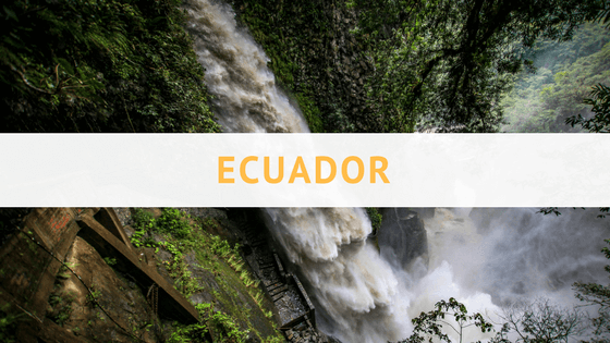Awesome travel posts for backpacking and travel in Ecuador!