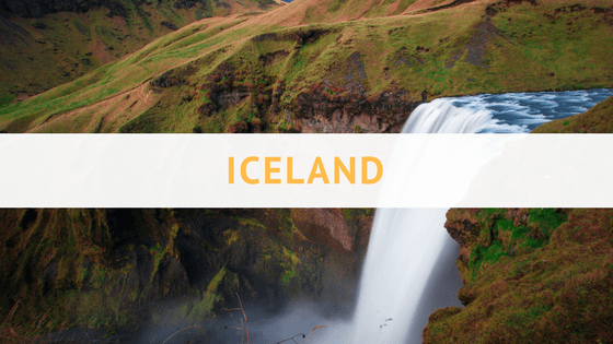 Awesome travel posts for backpacking and travel in Iceland!