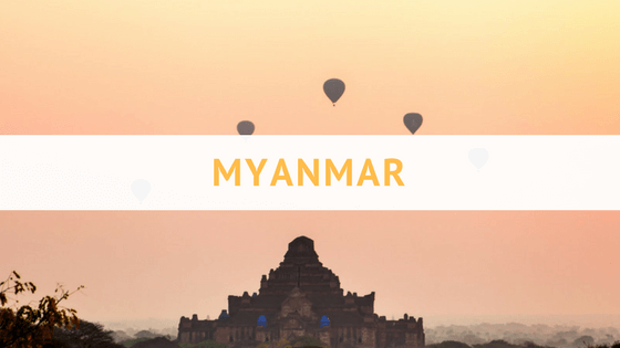 Awesome travel posts for backpacking and travel in Myanmar!