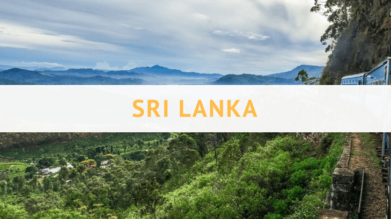 Awesome travel posts for backpacking and travel in Sri Lanka!