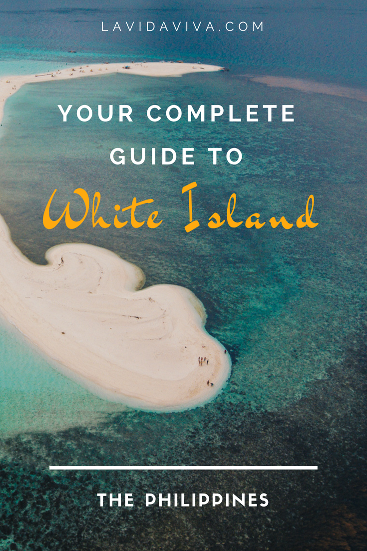The Philippines is one of our favourite destinations and places like White Island, Camiguin easily show why that's the case. A quick and simple guide to everything you need to know about getting to White Island, what to bring and how much it'll cost. White Island drone shot